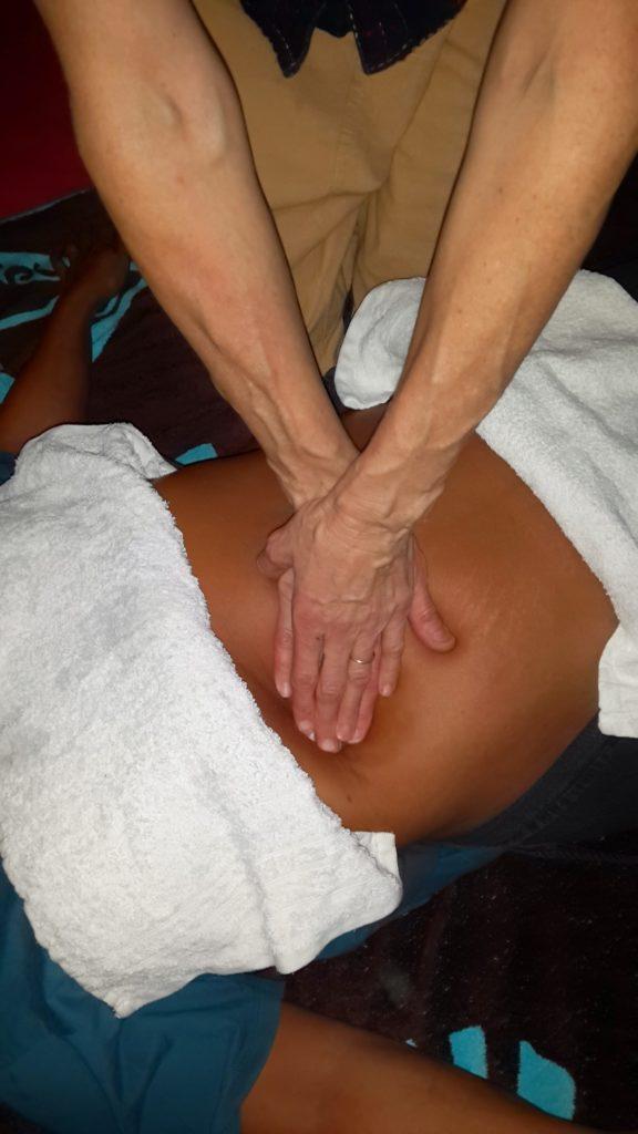 Massage abdominal Chi Nei Tsang à Naknoom