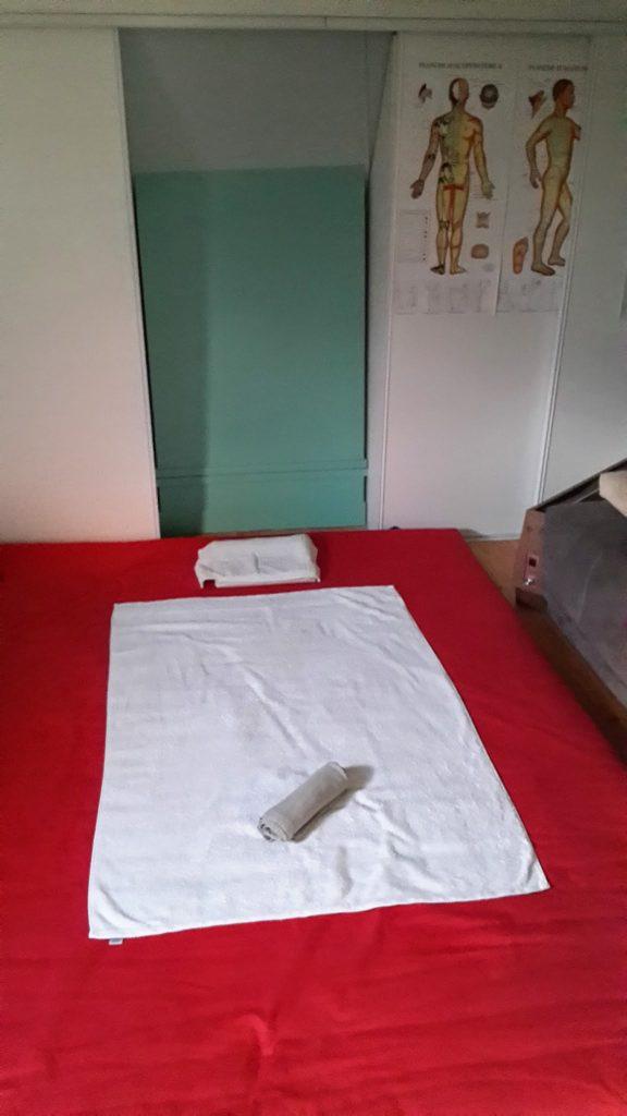 Cabinet de Naknoom Massages à Poissy