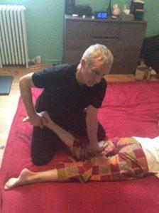 Naknoom massages Shiatsu
